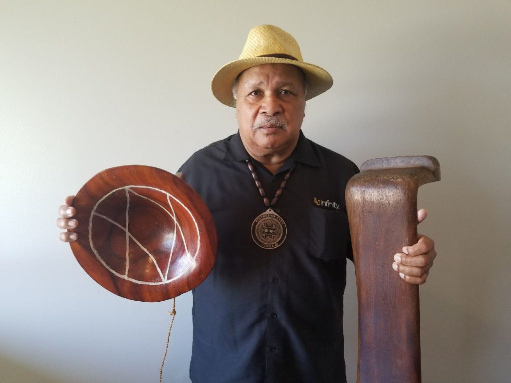 Where did I get my education? The simplest answer is I got my education directly from the source, through Kaliloa and Tanoa a Traditional Polynesian Education.